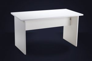 Mesa reunión Blanca 130 x 70cm.