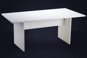 Mesa reunión Blanca 180 x 90cm.